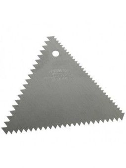 Triangulo A. Inox P(Decorar