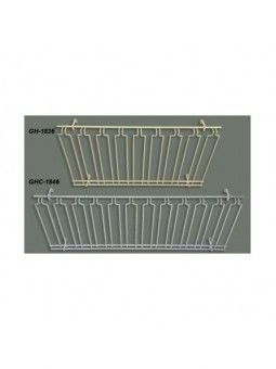 Glass Rack 11 Channels