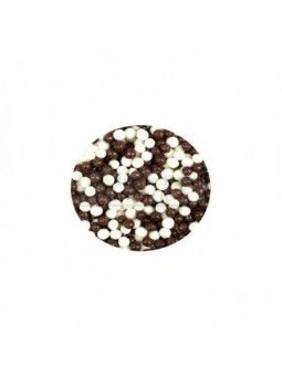 Crispies Chocolate Blanco Y Oscuro 6Mm 4.5Kg