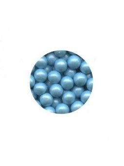 Sixlets Caremaleo Chocolate Perla Azul10Mm 10 Lb