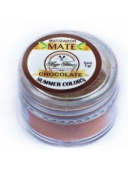 Matizador Mate Chocolate 8 Grms