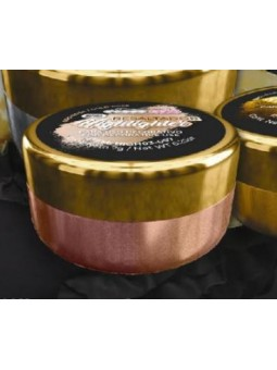 Highlighter Resaltador Oro Rosa 7 grms Ma Baker and Chef